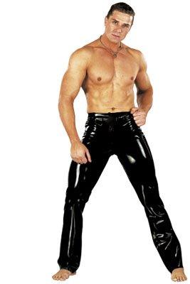 Knackige Latex-Jeans für Sie & Ihn in perfekter Passform