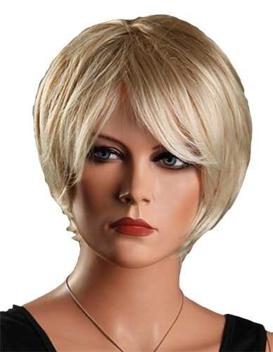 Perücke Trixy, blond, kurzhaar, pfiffig