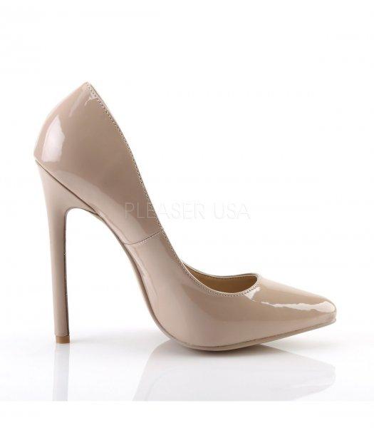 Lack-High-Heels Absatz 12,5 cm