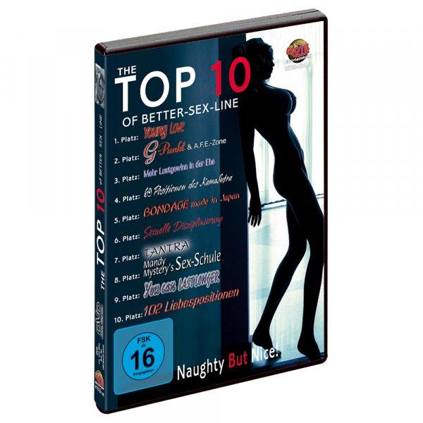 Für anspruchsvolle Genießer: Top 10 der Better Sex Line