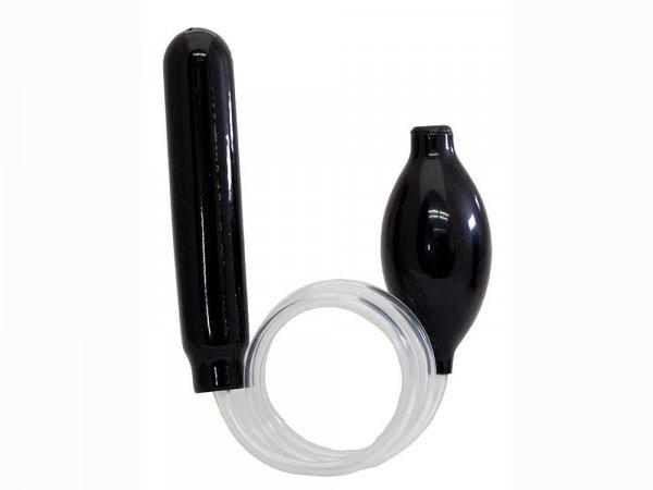 Anal & Vaginal-Dusche mit Pumpball