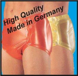 PVC-Windelhose mit Seitenknöpfen