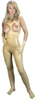 Erotik-Bustier mit reizvollen Brustöffnung