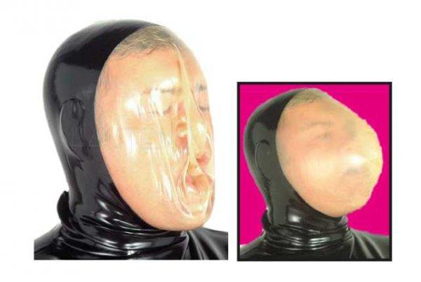 Spezial Latex-Vakuum-Maske für Kenner