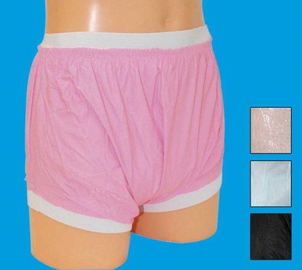 Windelhose für Sie & Ihn aus Weich-PVC waschbar
