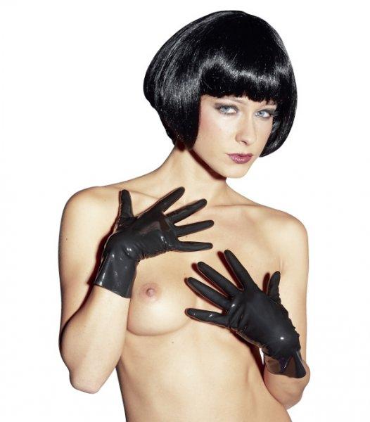 Latex-Handschuhe 0,4mm anatomisch getaucht