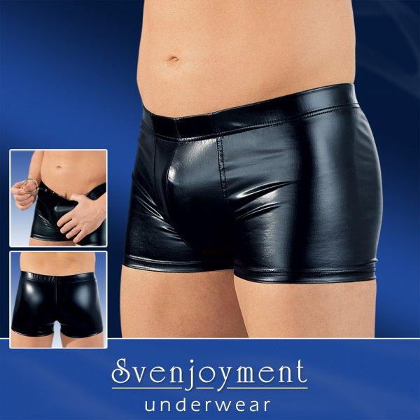 Herren Pants schwarz
