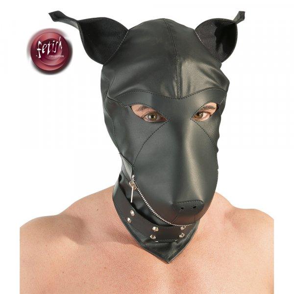 Fetisch Dog Mask