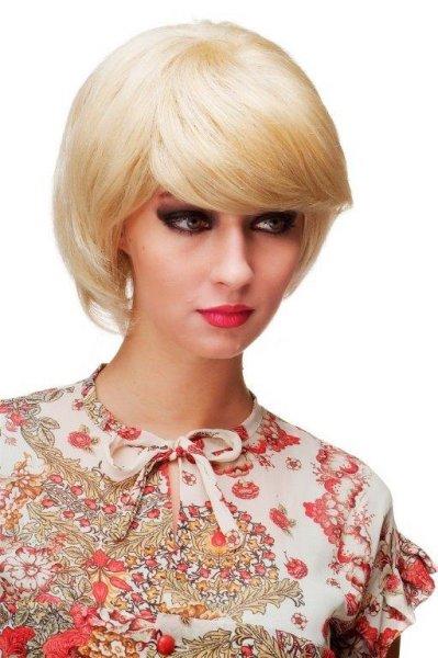 Perücke Diana, blond/hellblond, voluminös