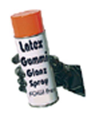 Latex-Gummi-Glanzspray