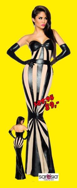 Orig. SARESIA Party-Kleid