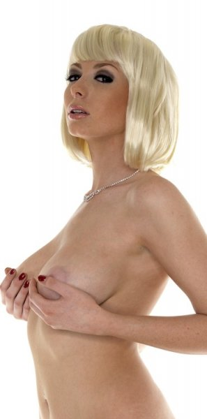 Perücke Tiffany blond