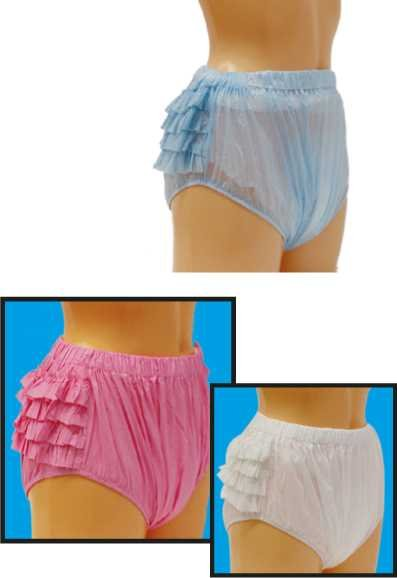 PVC-Windelhose für Sie & Ihn