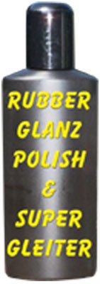 Rubber-Glanzpolish
