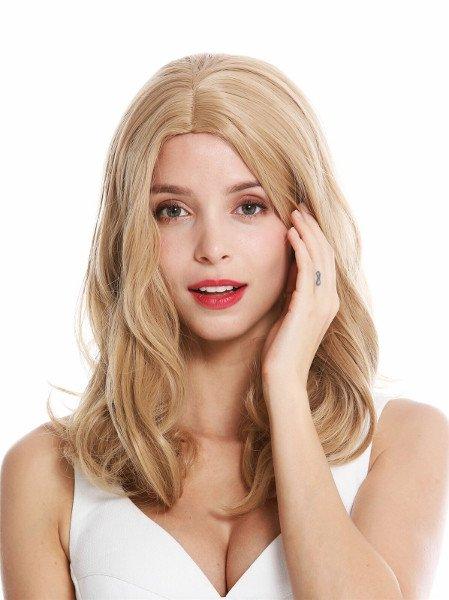 Perücke blond ca. 40 cm