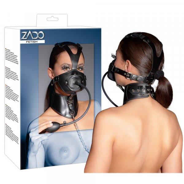 Kombinierte Kopf- und Halsfessel