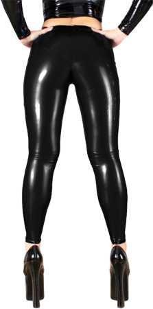 Hautende Latex-Leggings für Sie & Ihn