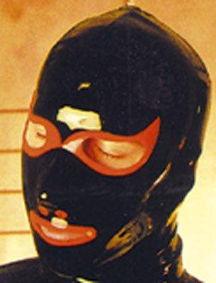 Batman-Katzenmaske